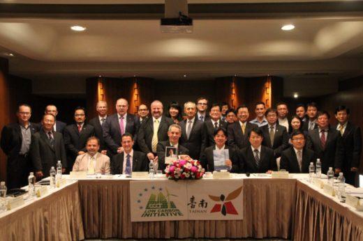 LCI Delegation Meeting with Tainan Mayor Lai Ching-te