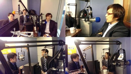 interview with IC Broadcasting
